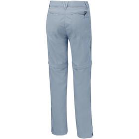 Columbia Silver Ridge 2.0 Convertible Pantalon Femme, tradewinds grey